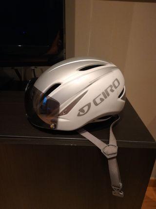 Casco bicicleta aero GIRO