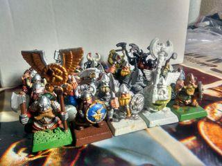 20 Guerreros enanos - Warhammer Fantasy AOS