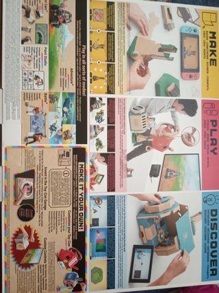 Nintendo Kit Labo