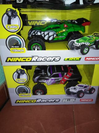 Coches R/C ninco