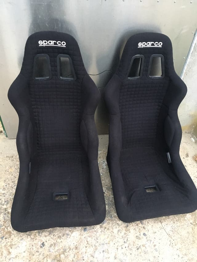 Baquets Sparco Ultra