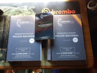 Temario Policía Nacional 2019 -2020