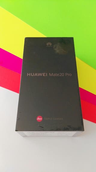 HUAWEI MATE 20 Pro PRECINTADO
