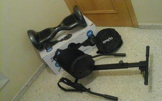 Pack Hoverboard de ZEEDO