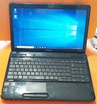 Portátil Toshiba Satellite L650D Impecable