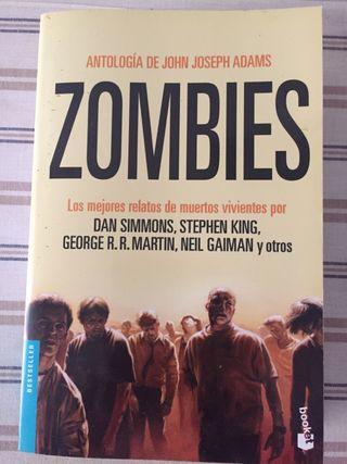 Libro Zombies