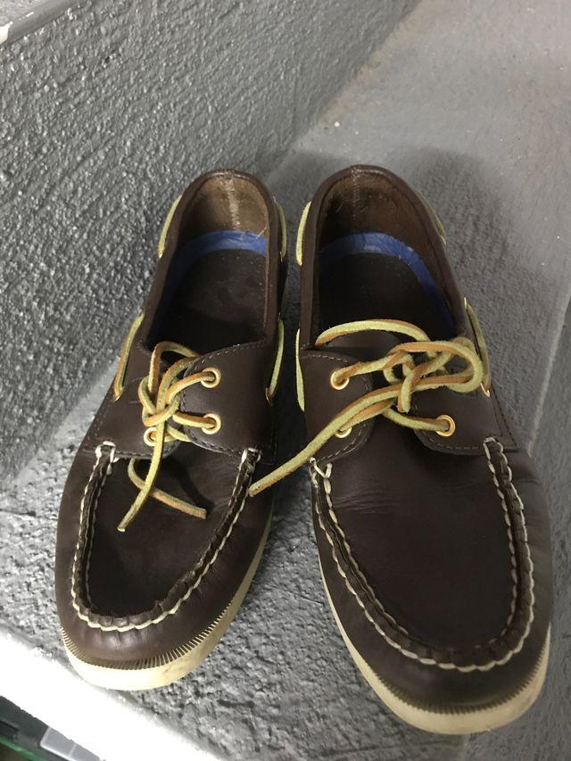 zapatos sperry top sider mujer precio zara
