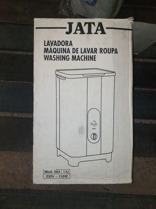 lavadora jata camping