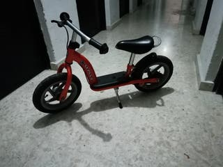 bicicleta de iniciacion