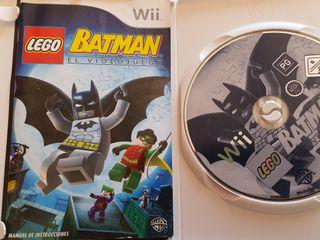 LEGO Batman: El Videojuego - Wii