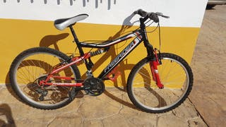 Bicicleta Freerider 24 pulgadas