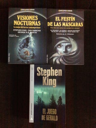 TERROR EN PAPEL (STEPHEN KING...)
