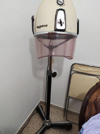 secador de pie vintage