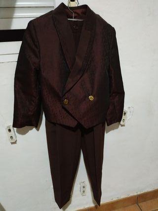 traje de comunión