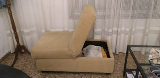 sillon-reposapies tipo canape