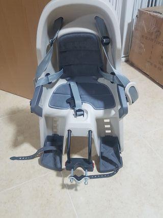 silla bebe para bici