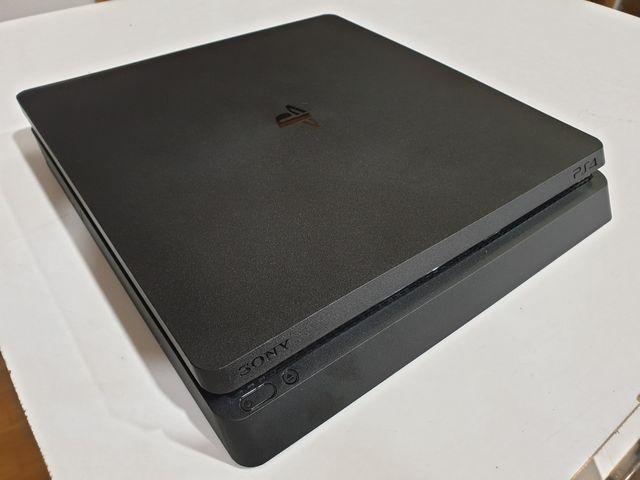 PS4 Slim 500GB + Mando