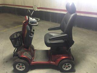 Scooter de movilidad reducida Stannah
