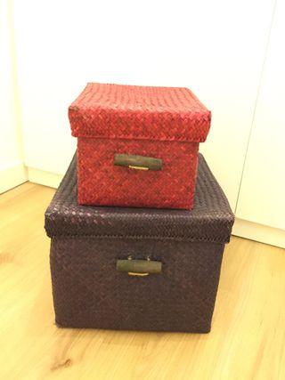 Zara Home set 2 cajas
