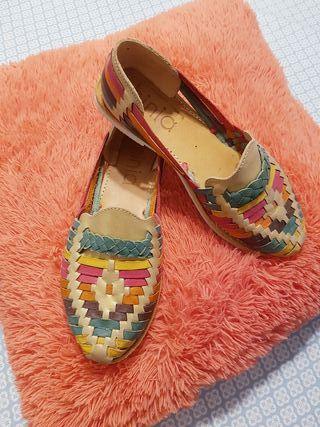 Zapato mujer piel Hinia Talla 37