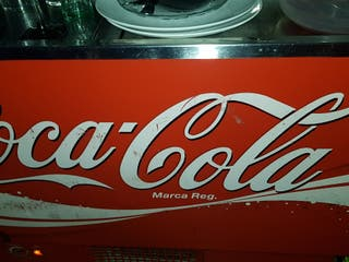 cámara coca cola