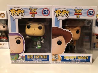 Pack 2 Funko Pop! Toy Story