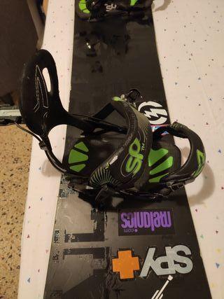 Tabla snowboard Palmer