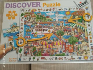 Puzzle discover