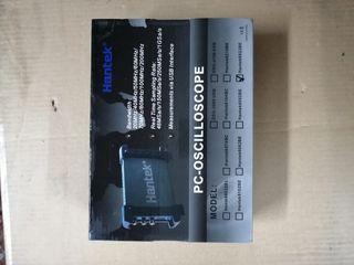 OSCILOSCOPIO HANTEK 2 CANALES