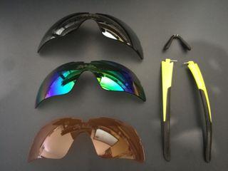 Accesorios recambio gafas Spiuk Mamba
