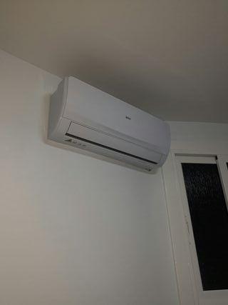 instalador aires, calderas gas