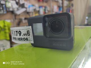 GoPro Hero6 camara