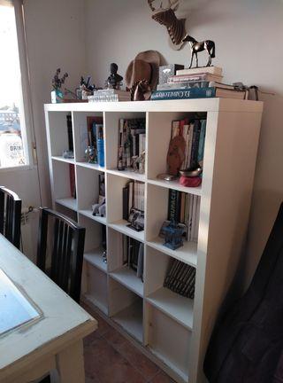 librería kallax Ikea