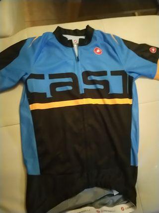maillot ciclismo Castelli