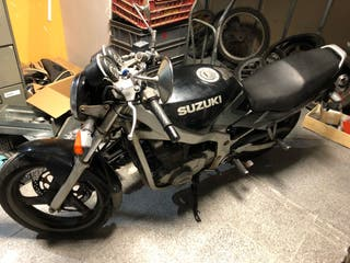 Despiece Suzuki GS 500cc