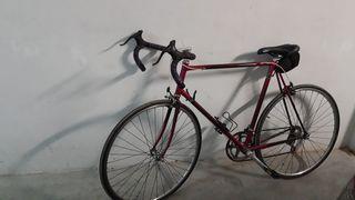 Bici carrera antigua Orbea