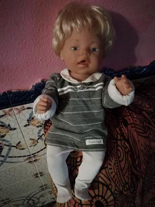 precioso muñeco babi 44 céntimetros
