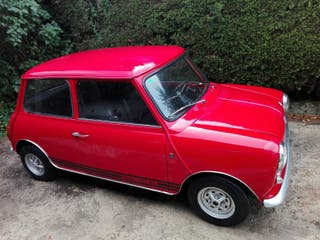 Mini authi 1972