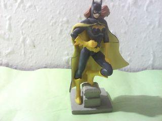 Batgirl gashapon bandai figura 10,5 cm DC