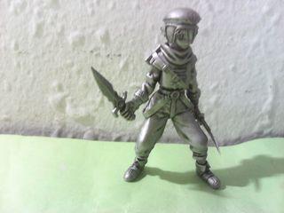 Figura del anime Hack 8,5 cm silver version