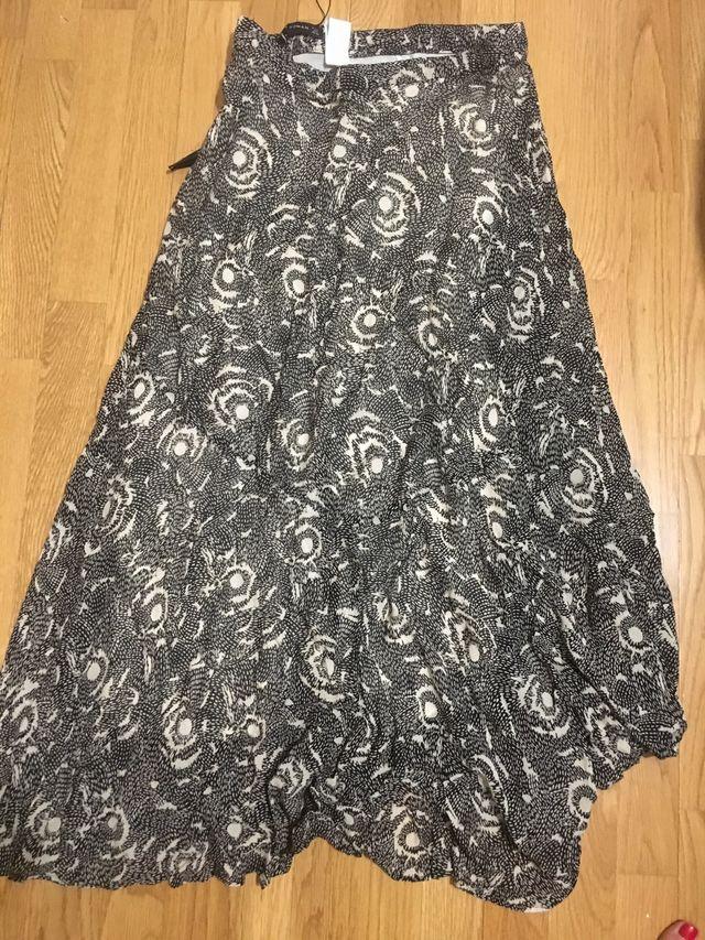 Falda larga Zara TM nueva!