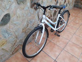 bicicleta mujer /niña