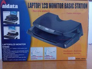Soporte para portátil o monitor Lcd