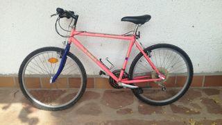 Bicicleta MTB vintage rueda 26