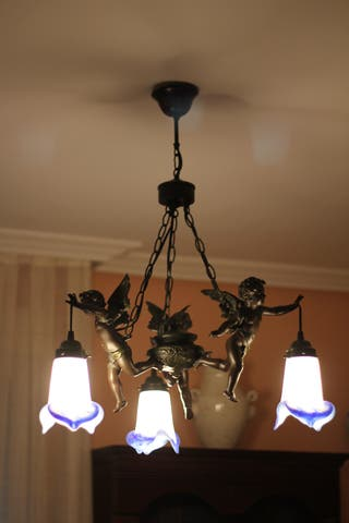 Lámpara para dormitorio