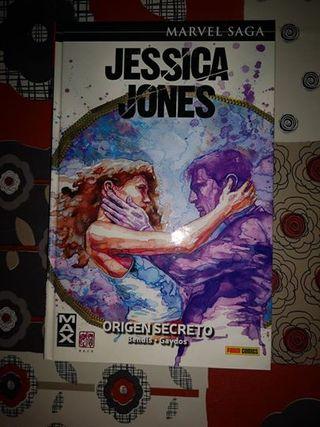 JESSICA JONES Nº 4: ORIGEN SECRETO