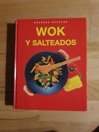 Libro de Cocina WOK
