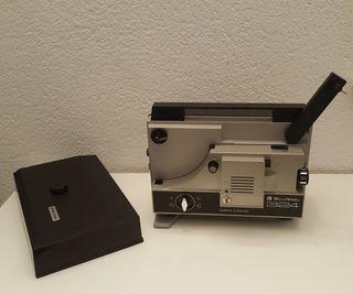 proyector vintage Bell & Howell 324 super 8