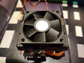 Disipador con Ventilador para AMD AM3