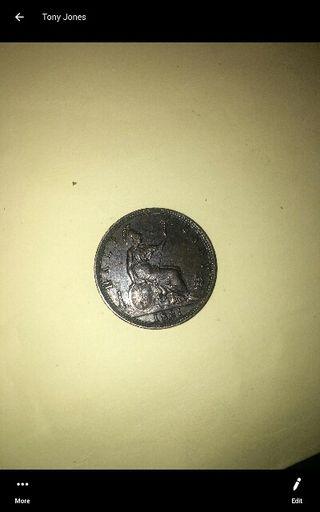 rare coin.